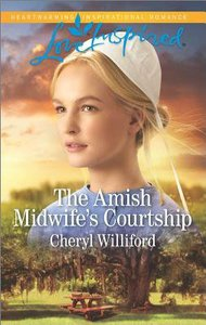 The Amish Midwifes Courtship (Love Inspired Series)