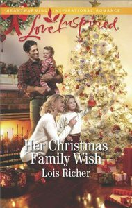 Her Christmas Family Wish (Wranglers Ranch) (Love Inspired Series)