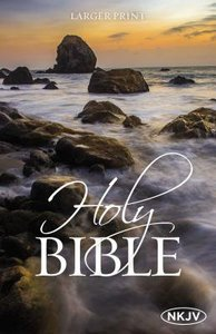 NKJV Outreach Bible Larger Print