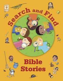 Search & Find Bible Stories