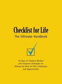 (Checklist For Life Series)