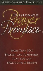 Passionate Prayer Promises