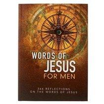 366 Devotions: Words of Jesus For Men