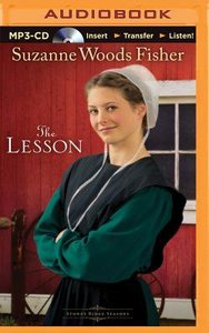 The Lesson (Unabridged, 7 CDS) (#03 in Stoney Ridge Seasons Series Audiobook)