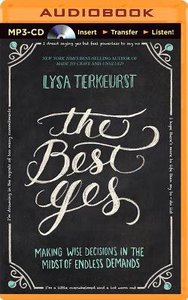 The Best Yes (Unabridged, Mp3)