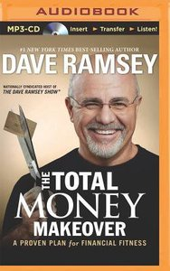 The Total Money Makeover (Abridged, Mp3)