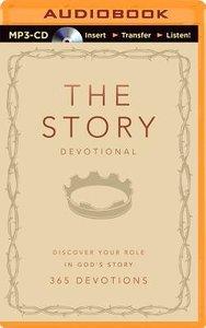 The Story Devotional (Unabridged, Mp3)