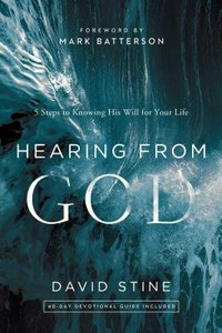 Hearing From God:5 Steps to Knowing His Will For Your Life