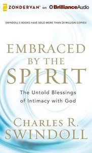 Embraced By the Spirit (Unabridged, 8 Cds)
