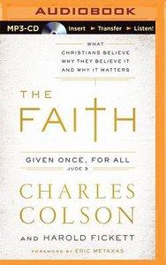 The Faith (Unabridged, Mp3)