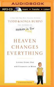 Heaven Changes Everything (Unabridged, Mp3)