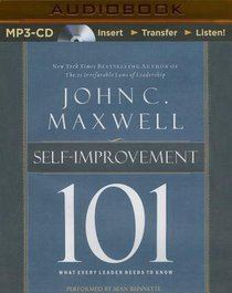 Self-Improvement 101 (Unabridged, Mp3)