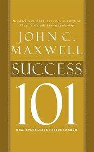 Success 101 (Unabridged, 2 Cds)