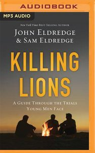 Killing Lions (Unabridged, Mp3)