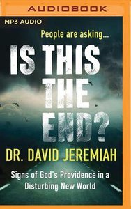 Is This the End? (Unabridged, Mp3)