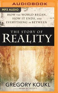 Credo: The Story of Reality (Unabridged, Mp3)