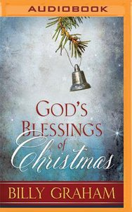 Gods Blessings of Christmas (Unabridged, Mp3)