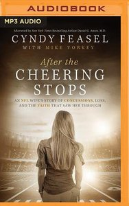 After the Cheering Stops (Unabridged, Mp3)