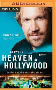 Between Heaven and Hollywood (Unabridged, Mp3)