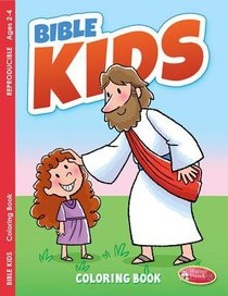 Bible Kids (Ages 2-4, Reproducible) (Warner Press Colouring/activity Under 5s Series)