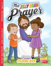 Easter - Jelly Bean Prayer (Ages 2-4, Reproducible) (Warner Press Colouring/activity Under 5s Series)
