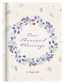 Journal: One Thousand Blessings