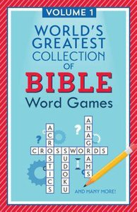 Worlds Greatest Collection of Bible Word Games #01