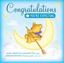 Congratulations Youre Expecting Greeting Card/Cd