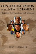Contextualization in the New Testament Paperback