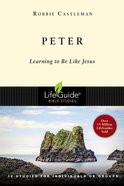 Peter (Lifeguide Bible Study Series) Paperback
