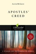 Apostles' Creed (Lifeguide Bible Study Series) Paperback