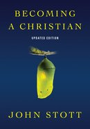 Becoming a Christian (Ivp Booklets Series) Booklet