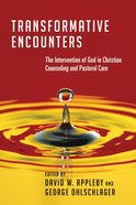 Transformative Encounters Paperback