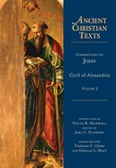 Commentary on John (Volume 2) (Ancient Christian Texts Series)