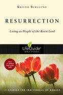 Resurrection (Lifeguide Bible Study Series) Paperback