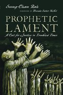 Prophetic Lament Paperback