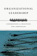 Organizational Leadership Paperback