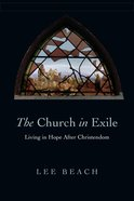 The Church in Exile Paperback