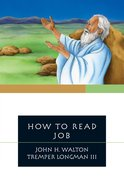 How to Read Job (How To Read Series) Paperback