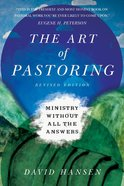 The Art of Pastoring Paperback