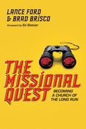 The Missional Quest Paperback