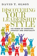 Discovering Your Leadership Style Paperback