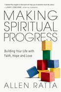 Making Spiritual Progress Paperback