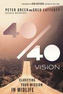 40/40 Vision Hardback