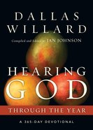 Hearing God Through the Year (Through The Year Series) Paperback