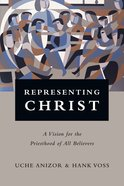 Representing Christ Paperback