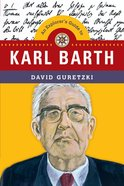 An Explorer's Guide to Karl Barth Paperback