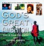 God's Great Ambition Paperback