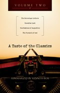 A Taste of the Classics (Volume 2) (#02 in Taste Of The Classics Series)