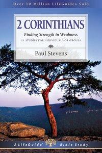 2 Corinthians (Lifeguide Bible Study Series)